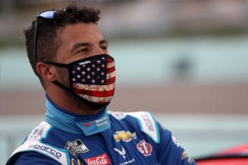 纳斯卡 Confirms Noose Found In Bubba Wallace's Garage