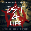 "Cover Art Revealed For Machine Gun Kelly's New Mixtape ""EST 4 Life"""