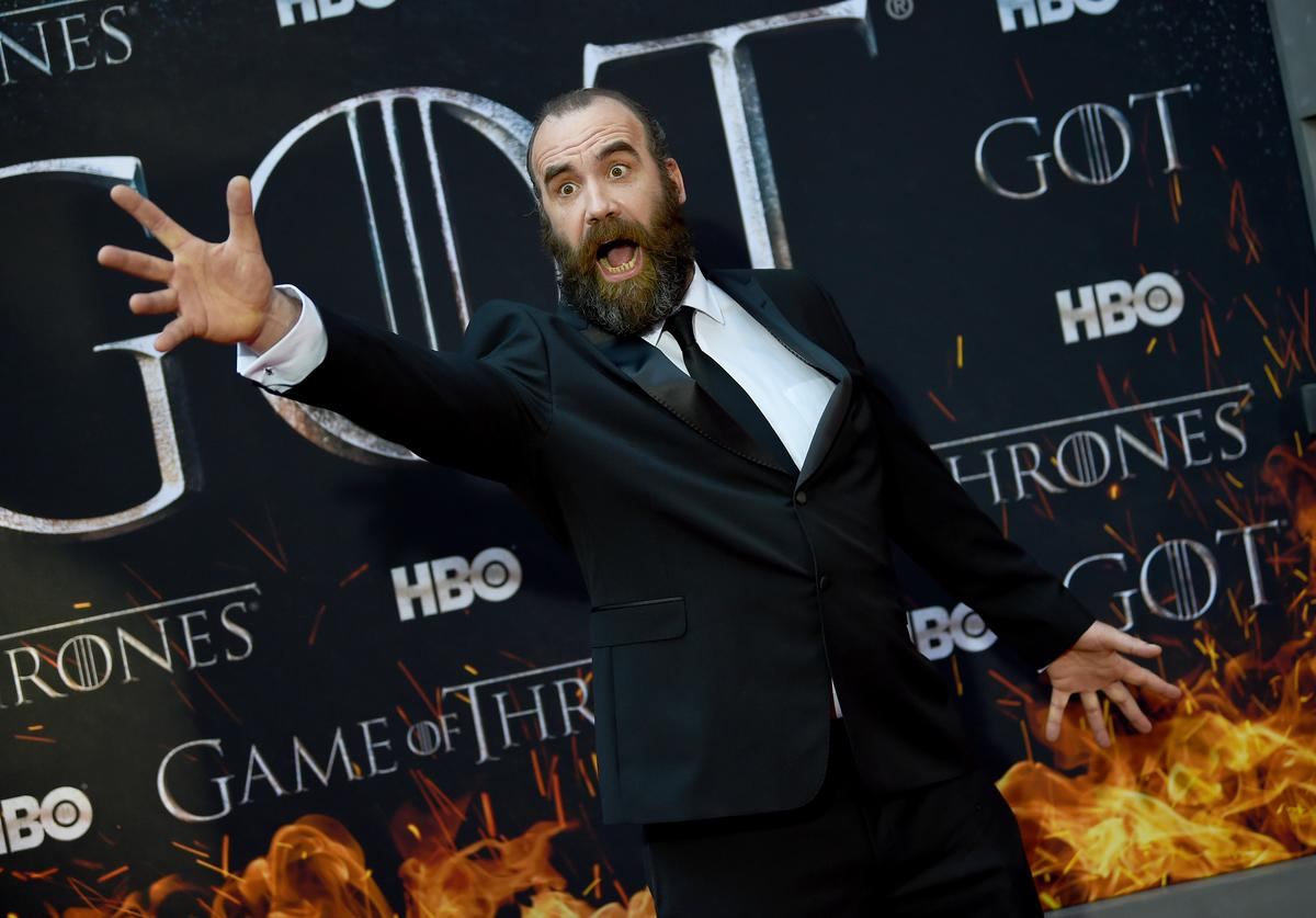 Game Of Thrones Actor Rory McCann
