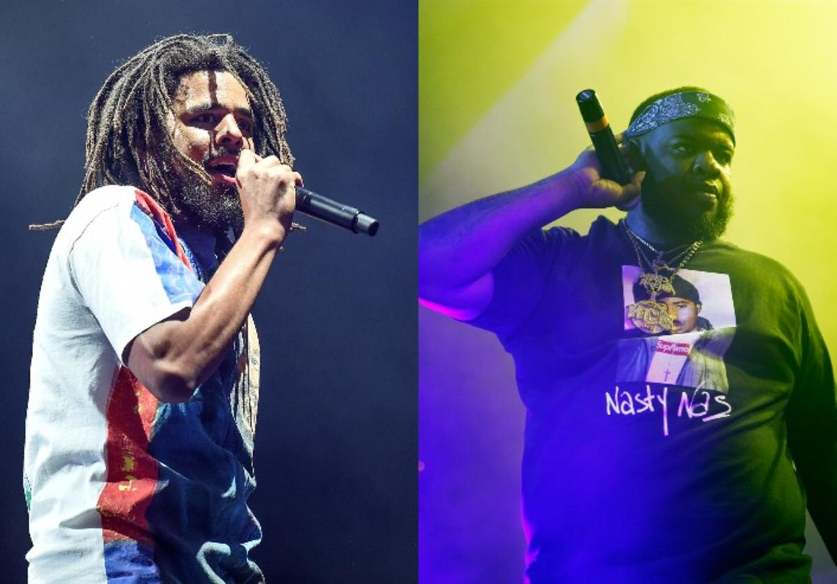 J. Cole, Maxo Kream