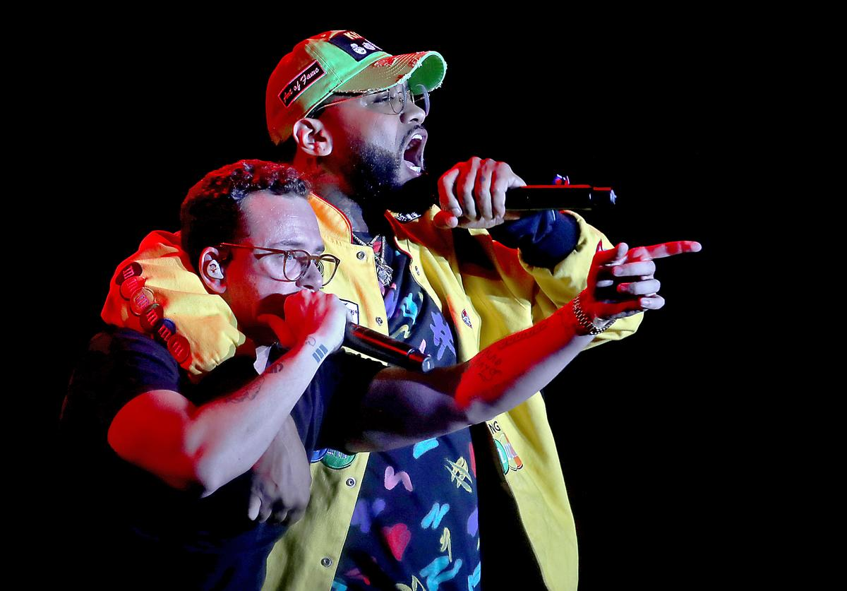 Joyner Lucas and Logic