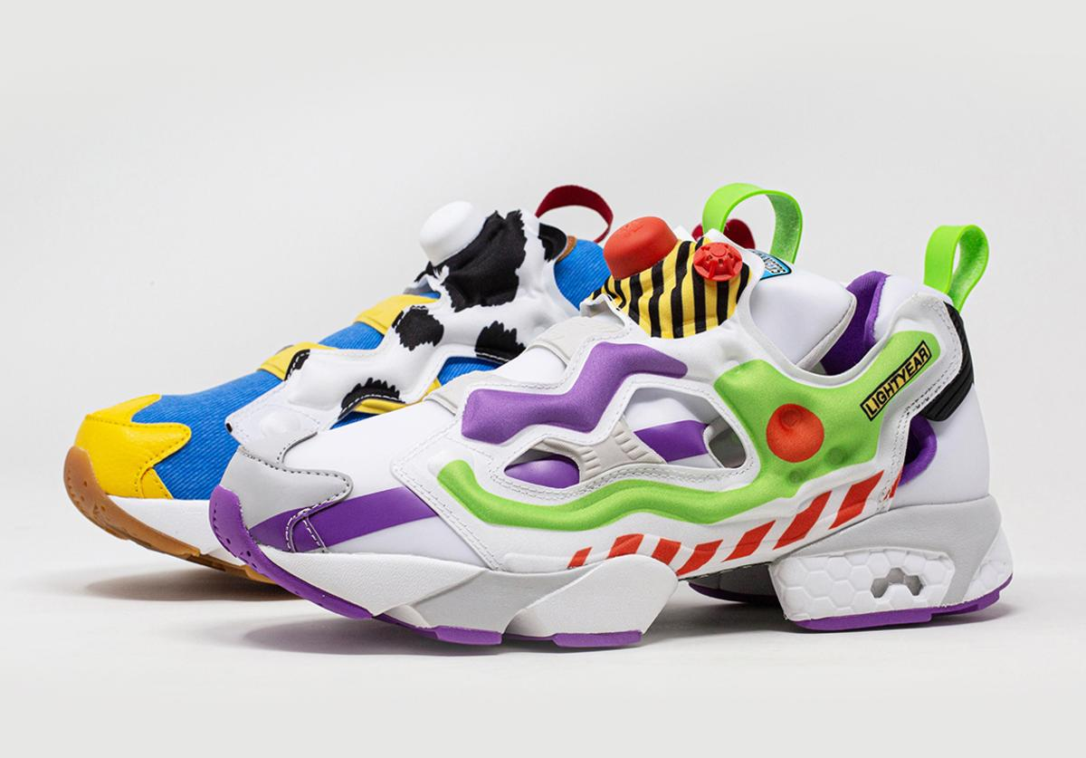 Toy Story 4 Instapump Fury