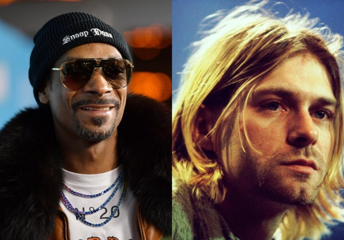 Snoop Dogg & Kurt Cobain