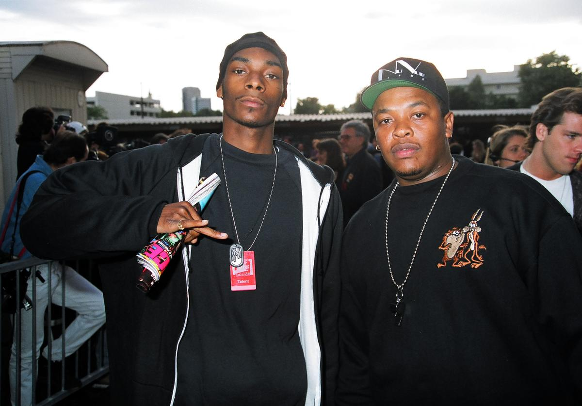 Snoop Dogg & Dr. Dre