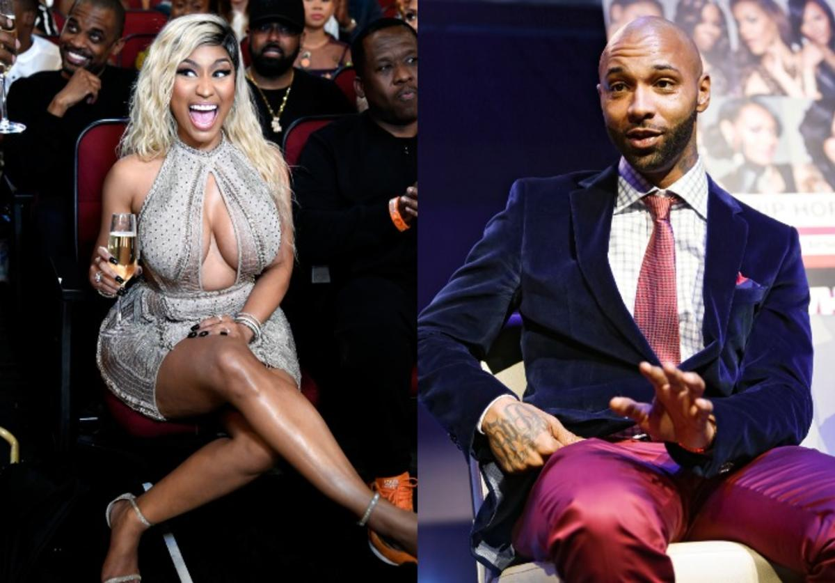 Nicki Minaj & Joe Budden