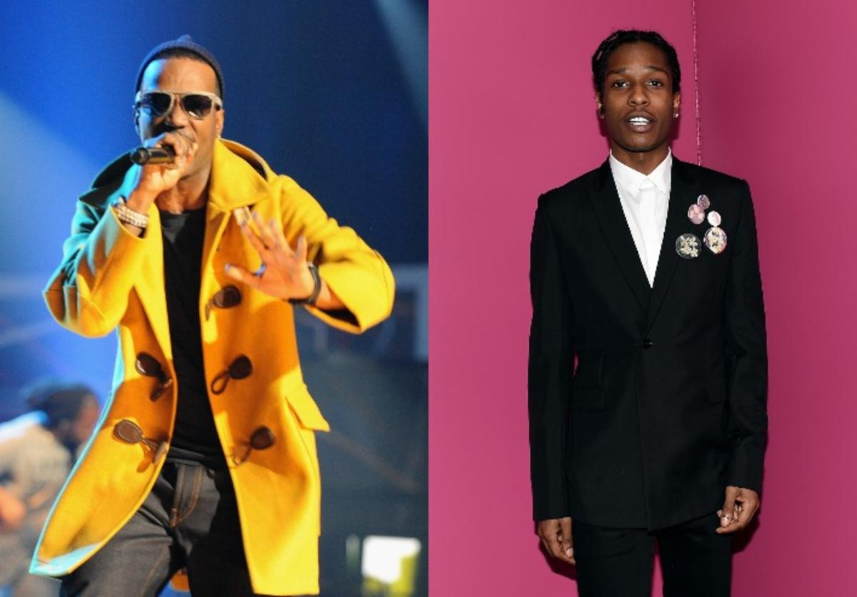 Juicy J & A$AP Rocky