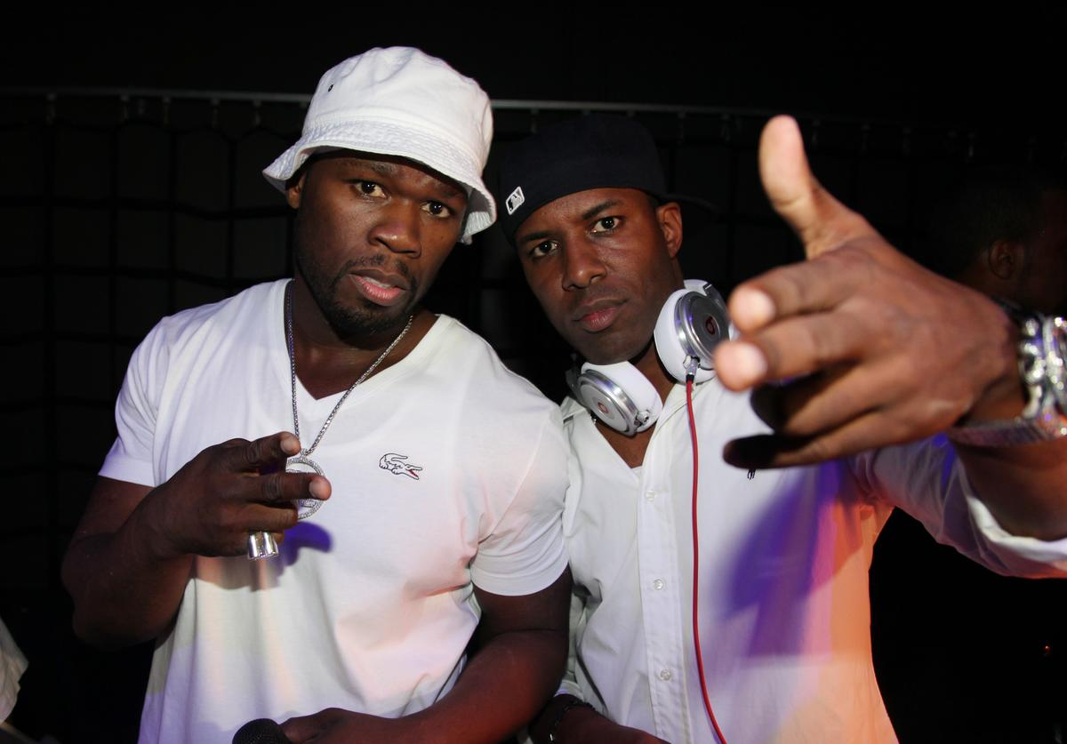 50 Cent & Whoo Kid