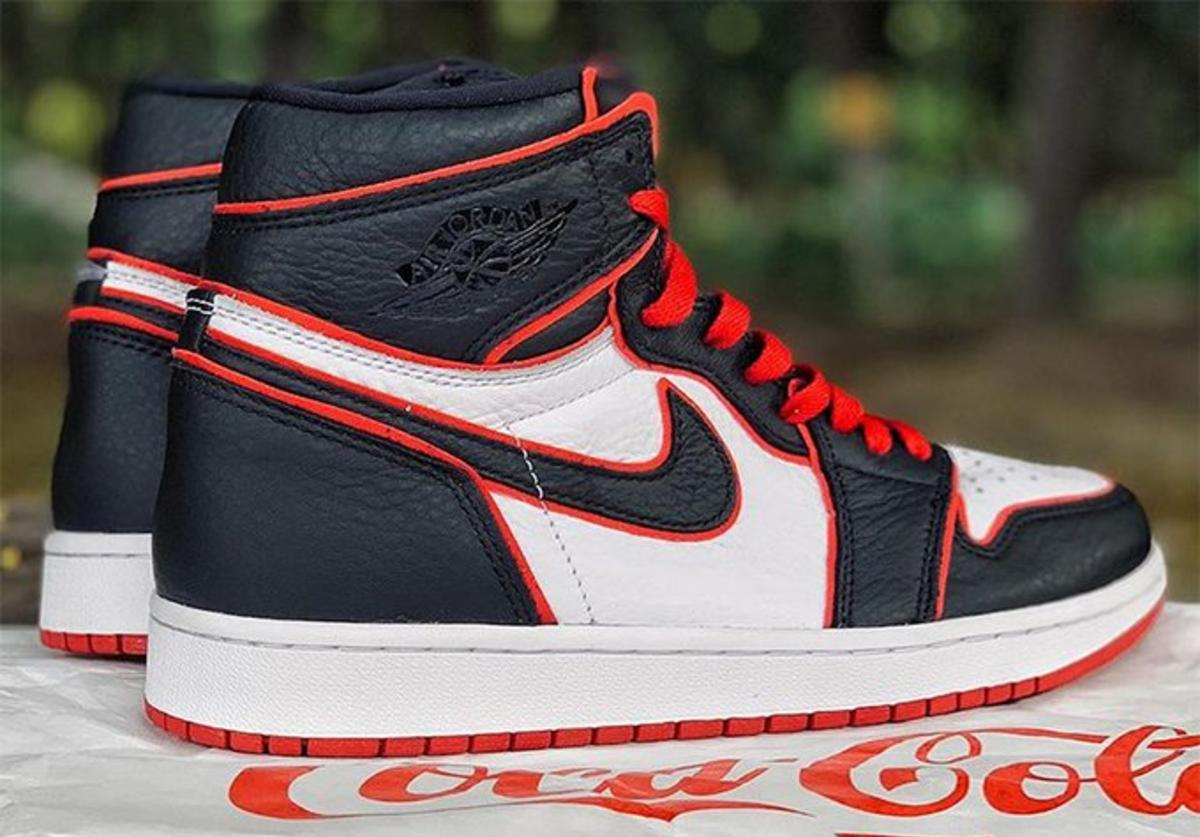 AJ1 Meant To Fly
