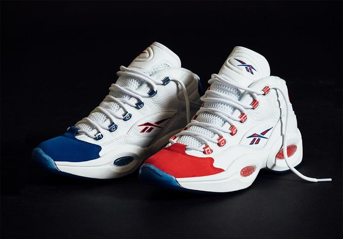 Reebok Question Double Cross