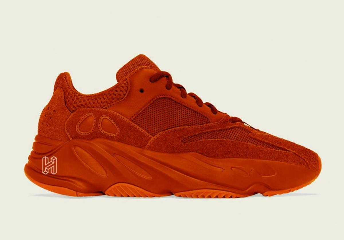 Clay Orange Yeezy
