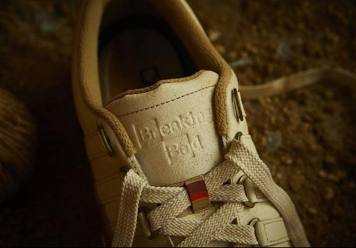 Breaking Bad x KSwiss