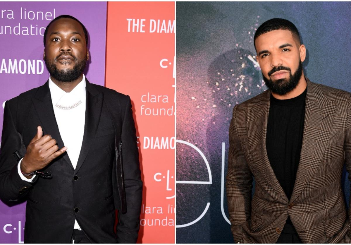 Meek Mill Reacts To Drake's Interview; Says Their Respect Goes ...