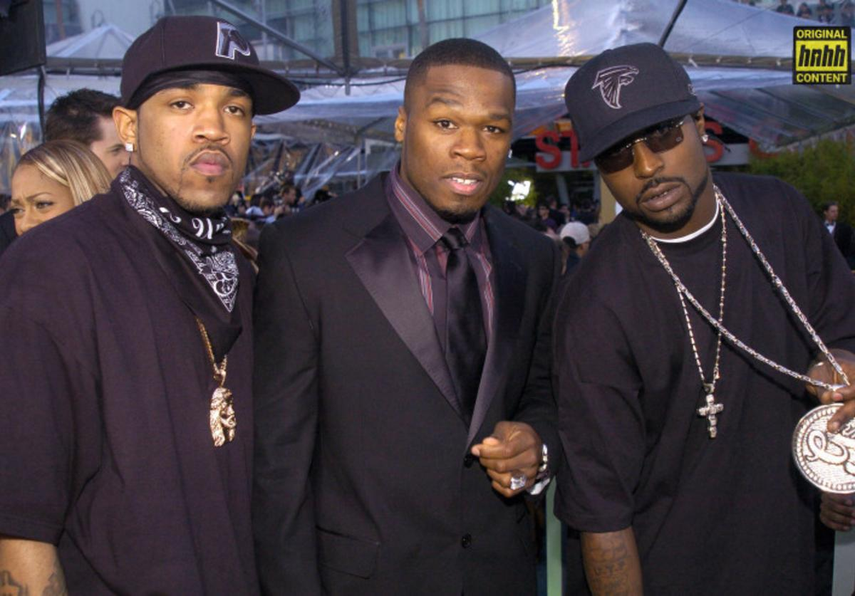 50 Cent, Lloyd Banks & Young Buck of G-Unit