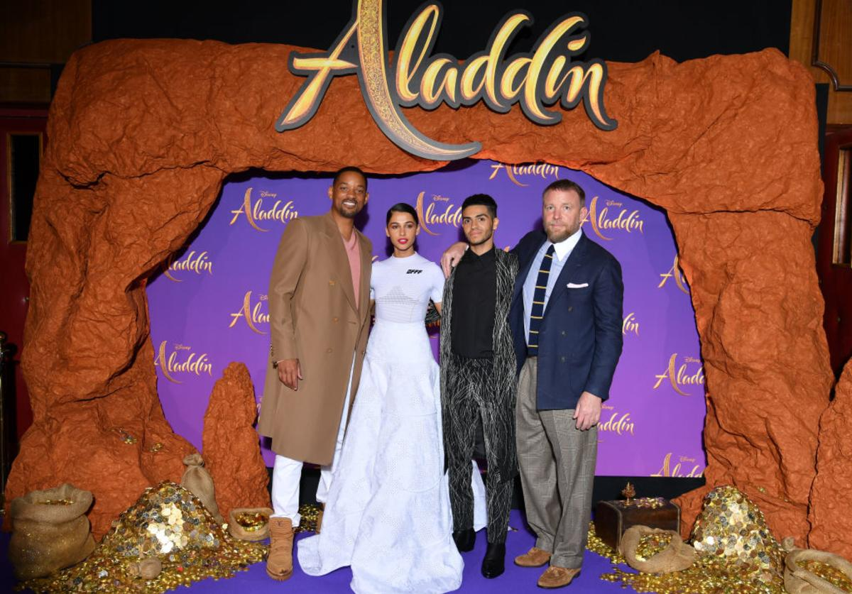Cast of Disney's Aladdin