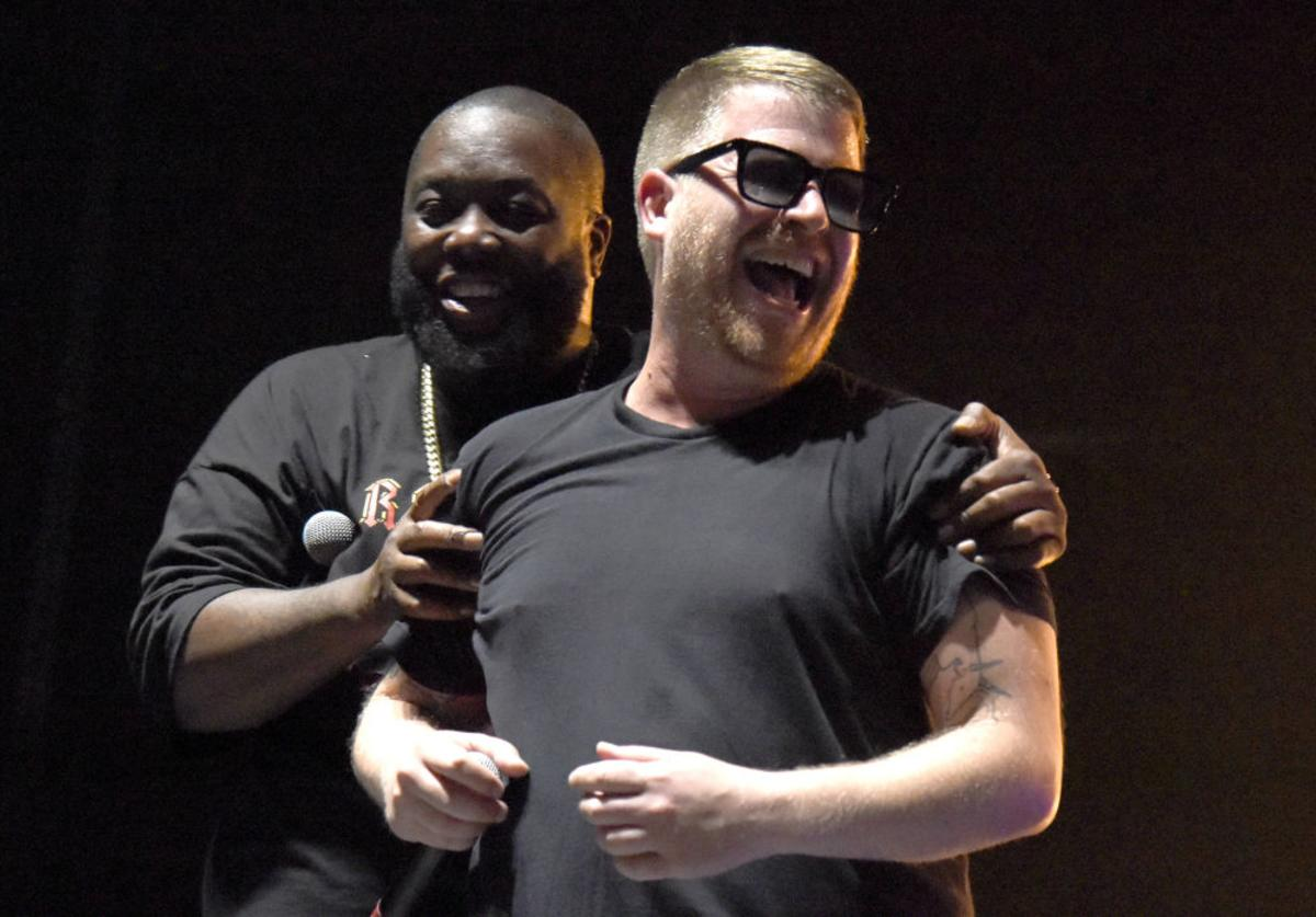 El-P & Killer Mike Run The Jewels