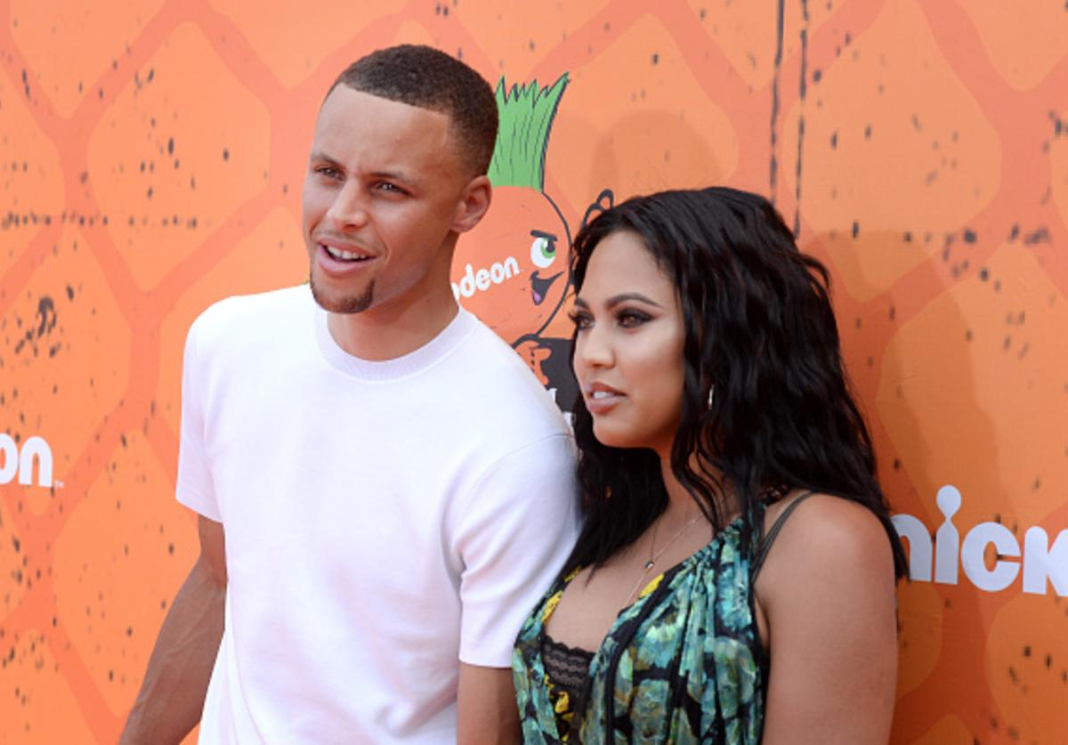 Steph Curry, Ayesha Curry, Instagram