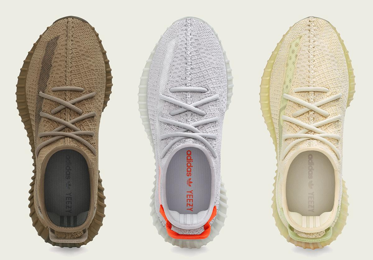 Adidas Yeezy Boost 350 V2 releases