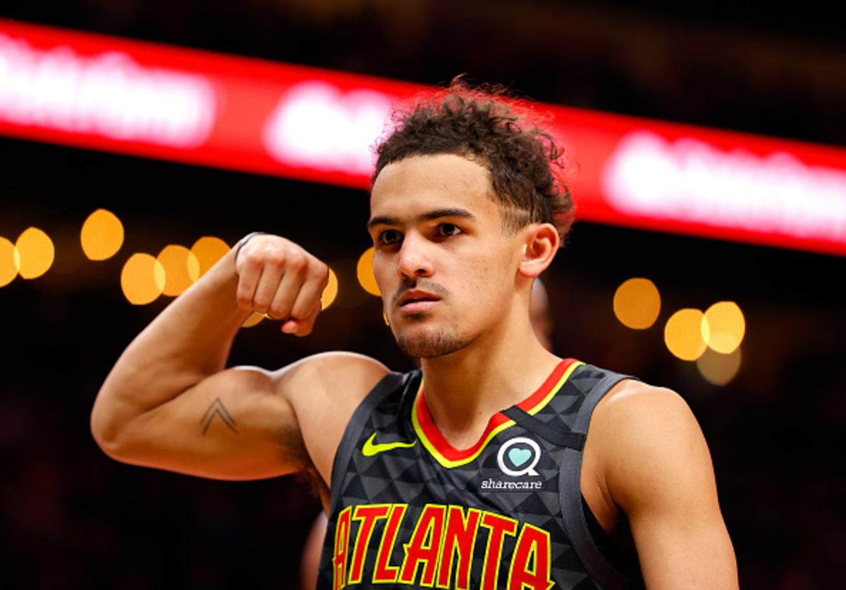 Trae Young, Jimmy Butler
