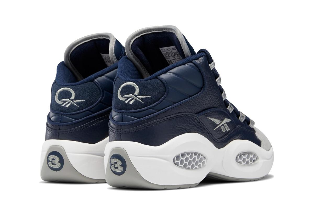 Allen Iverson's Reebok Question Georgetown