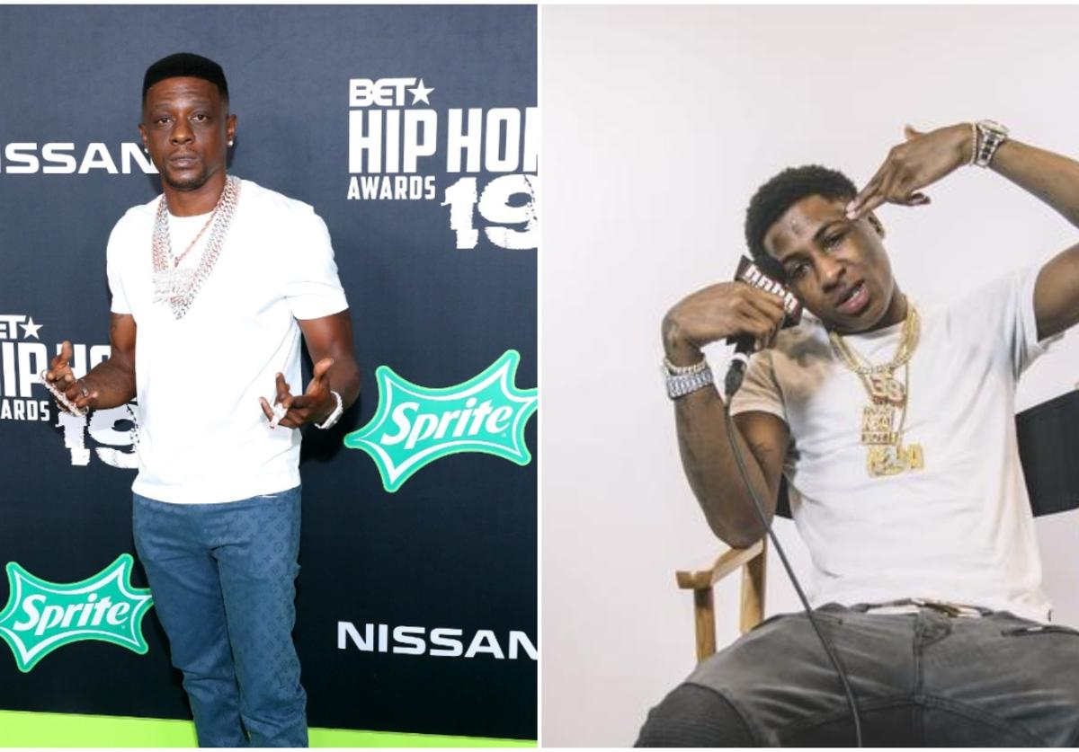 Boosie Badazz x NBA Youngboy