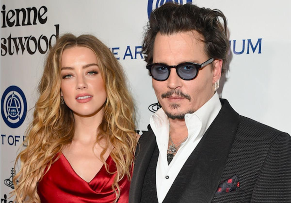 Amber Heard x Johnny Depp