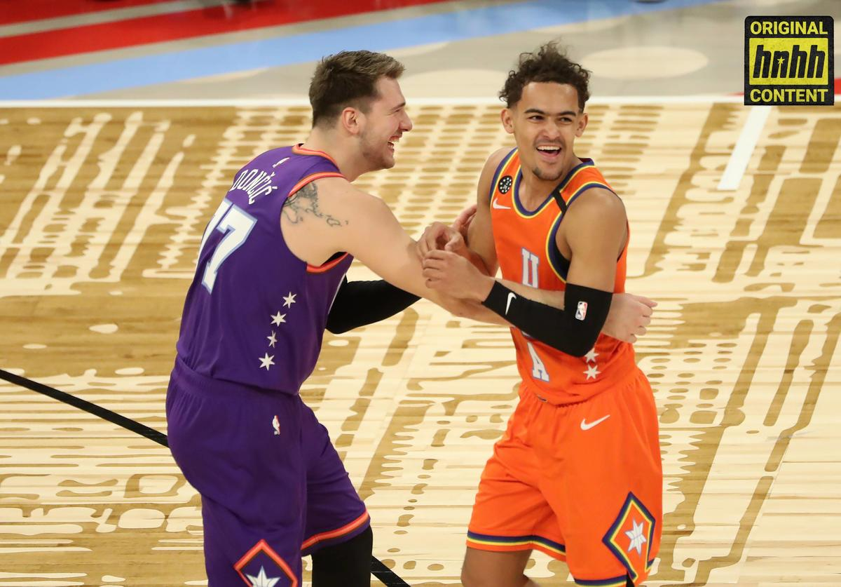 Luka Doncic & Trae Young
