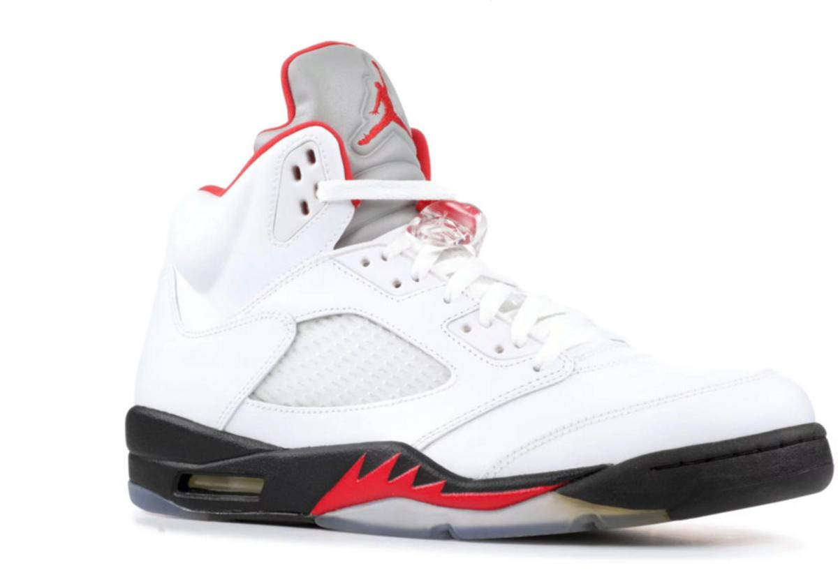 Air Jordan 5 Fire Red