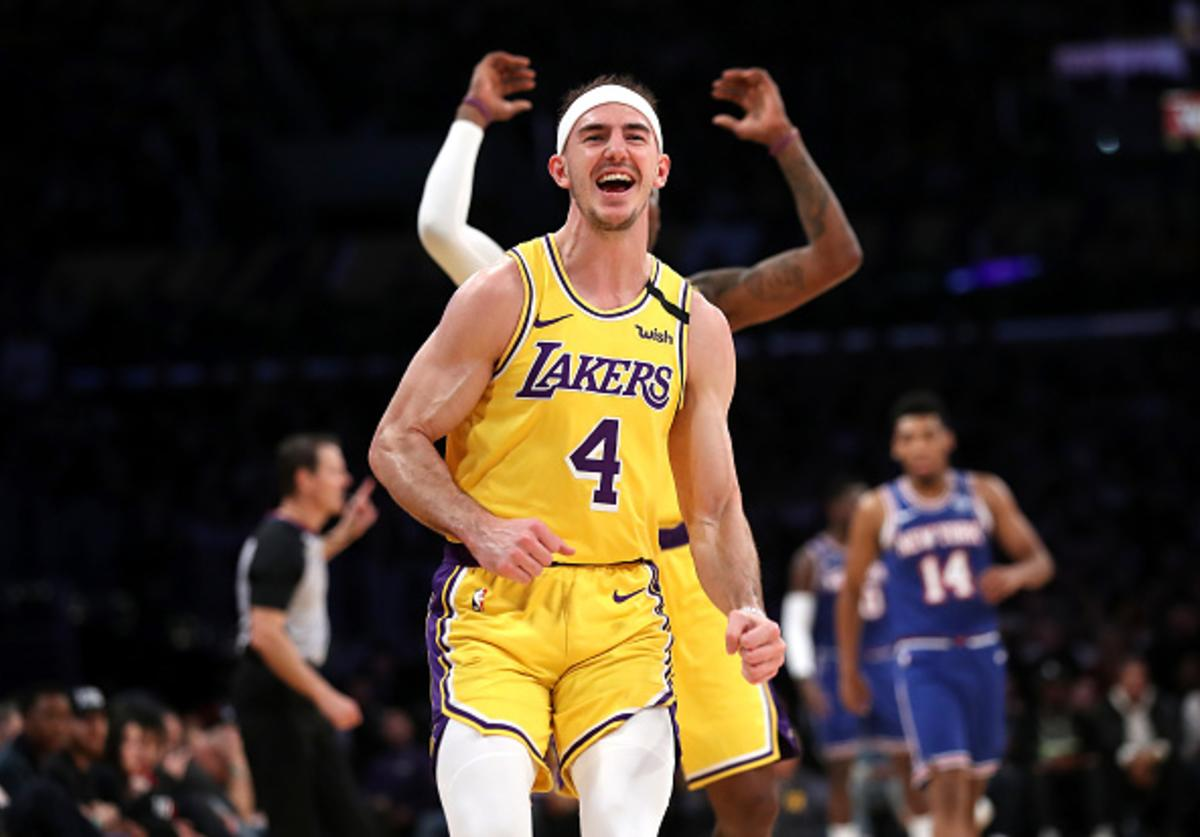 Lakers' Alex Caruso