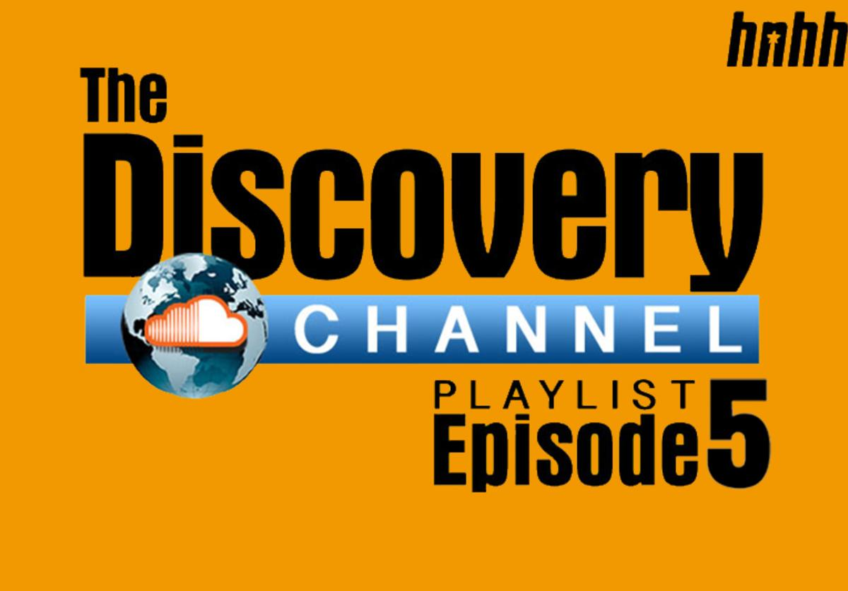 The Discovery Channel soundcloud playlist