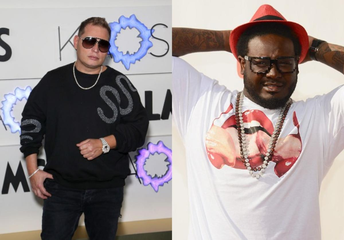 Scott Storch T-Pain Beat Battle