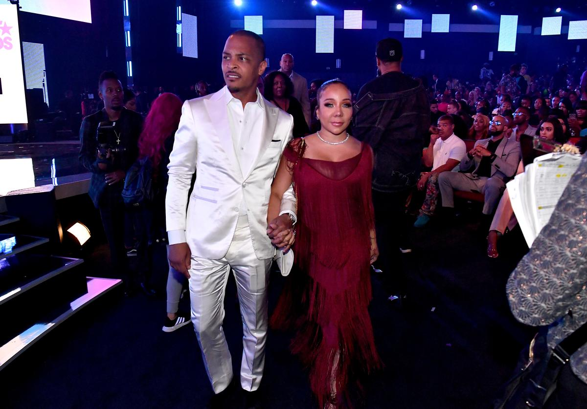T.I & Tiny marriage podcast