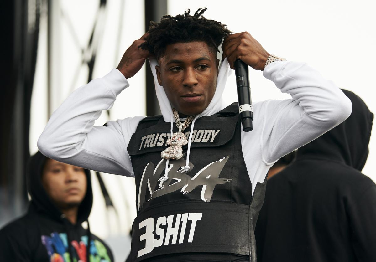 NBA Youngboy Yaya mayweather rumors