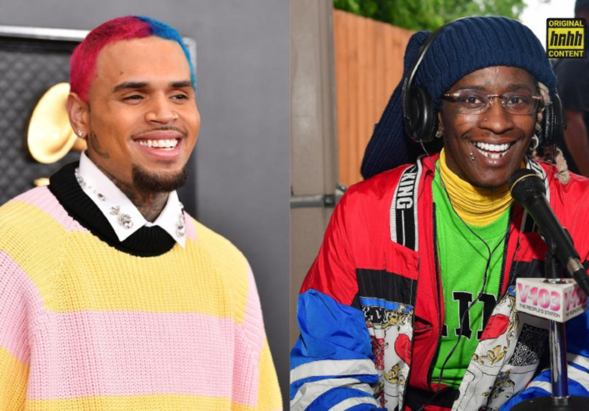 Chris Brown Young Thug Slime & B Lyrics