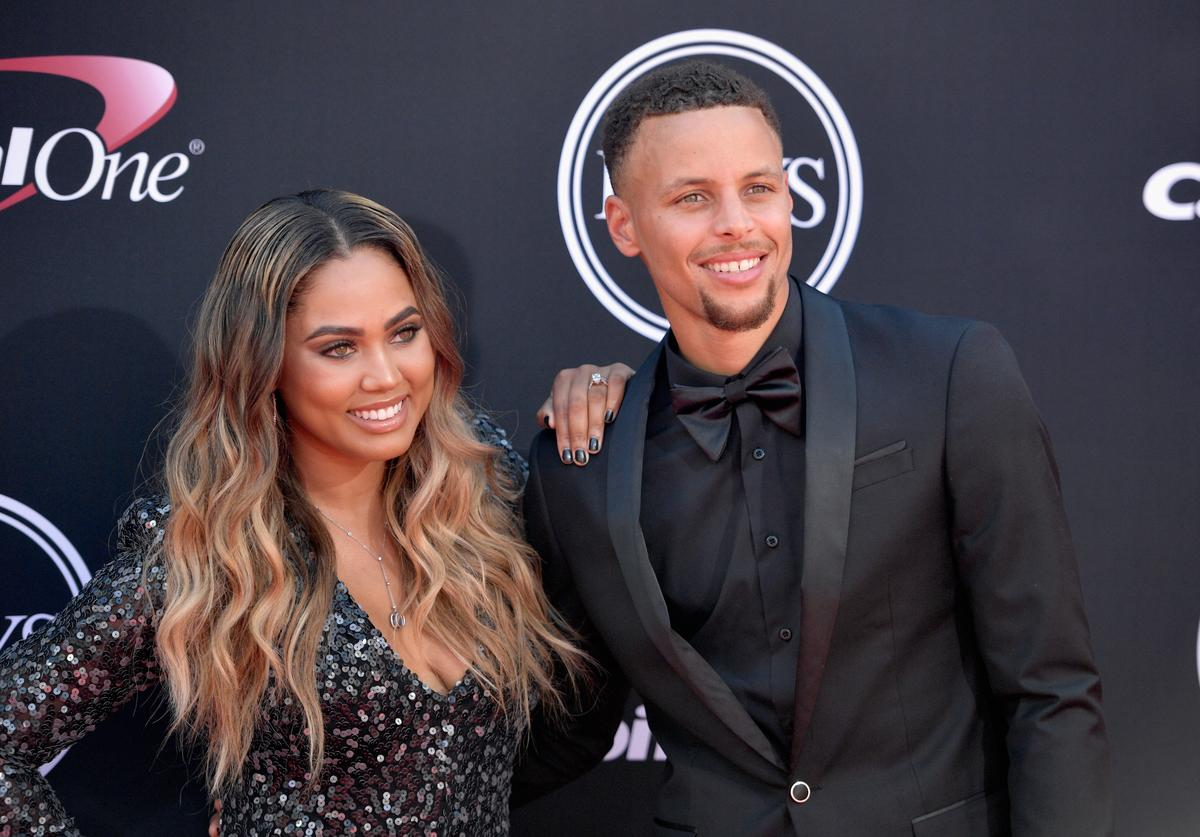 ayesha steph curry oakland protest