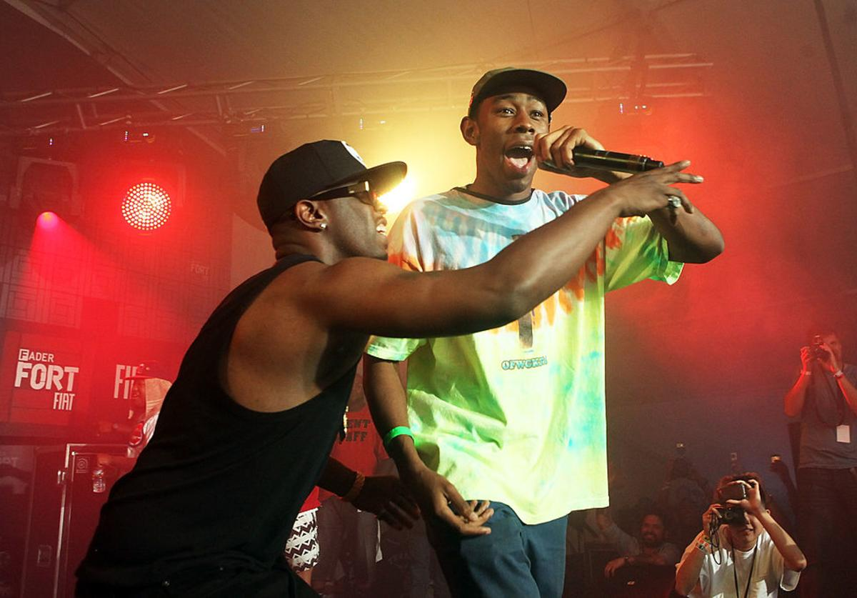 Tyler, The Creator Diddy