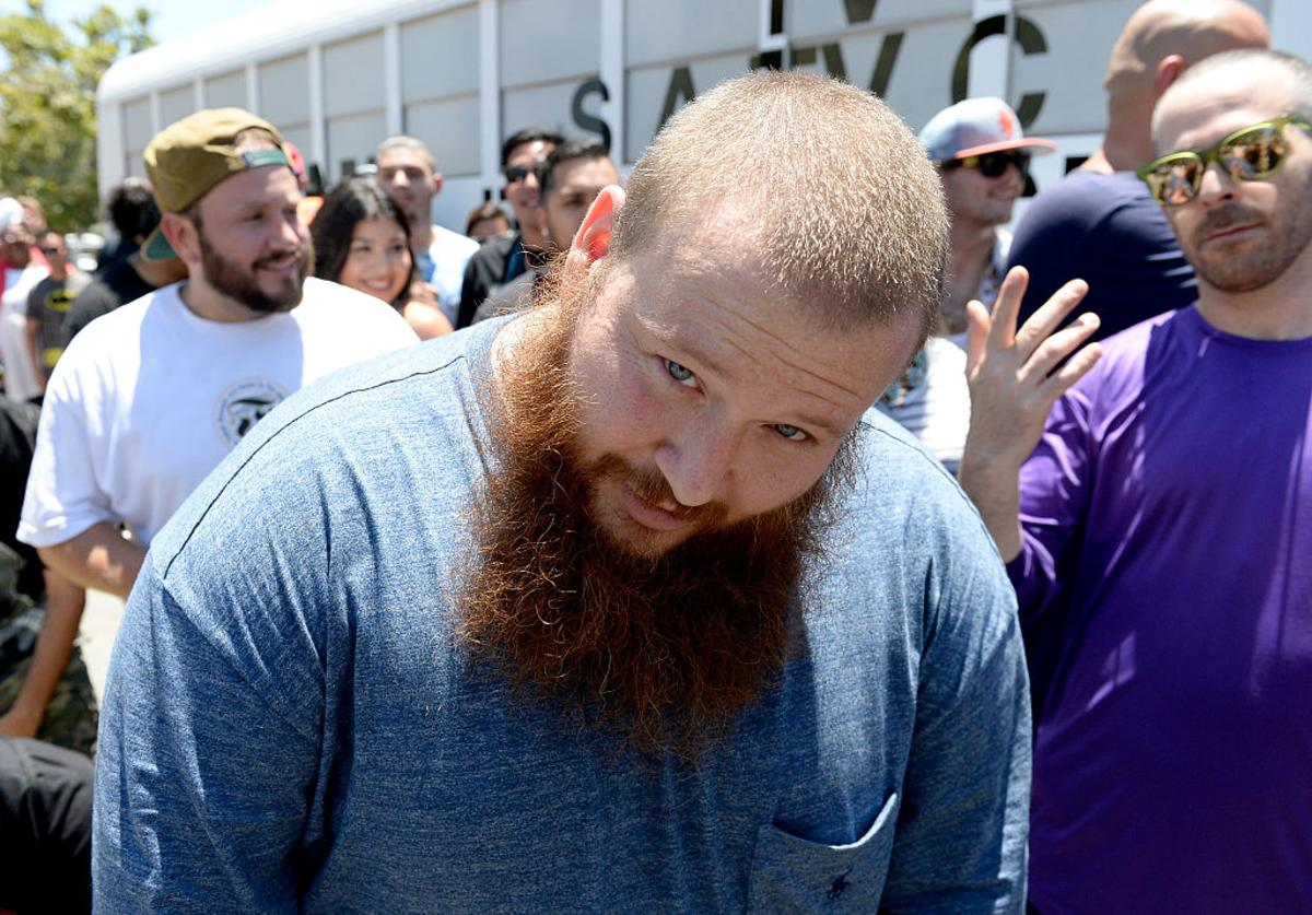 Action Bronson Only For Dolphins