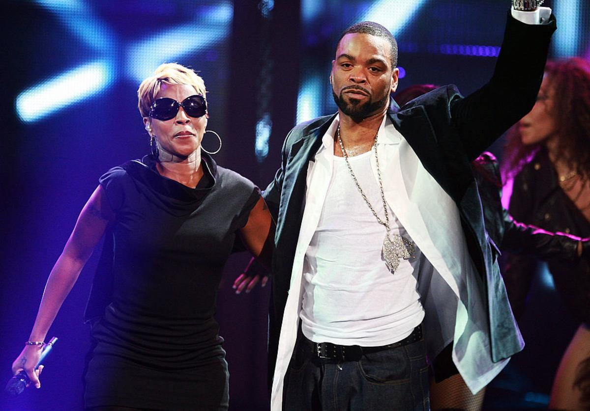 Mary J. Blige Method Man