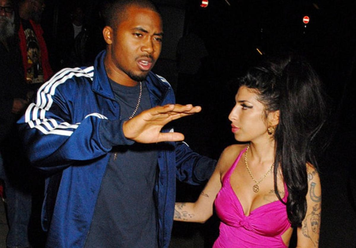 Nas Amy Winehouse