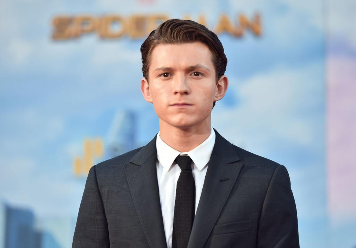 Tom Holland PlayStation