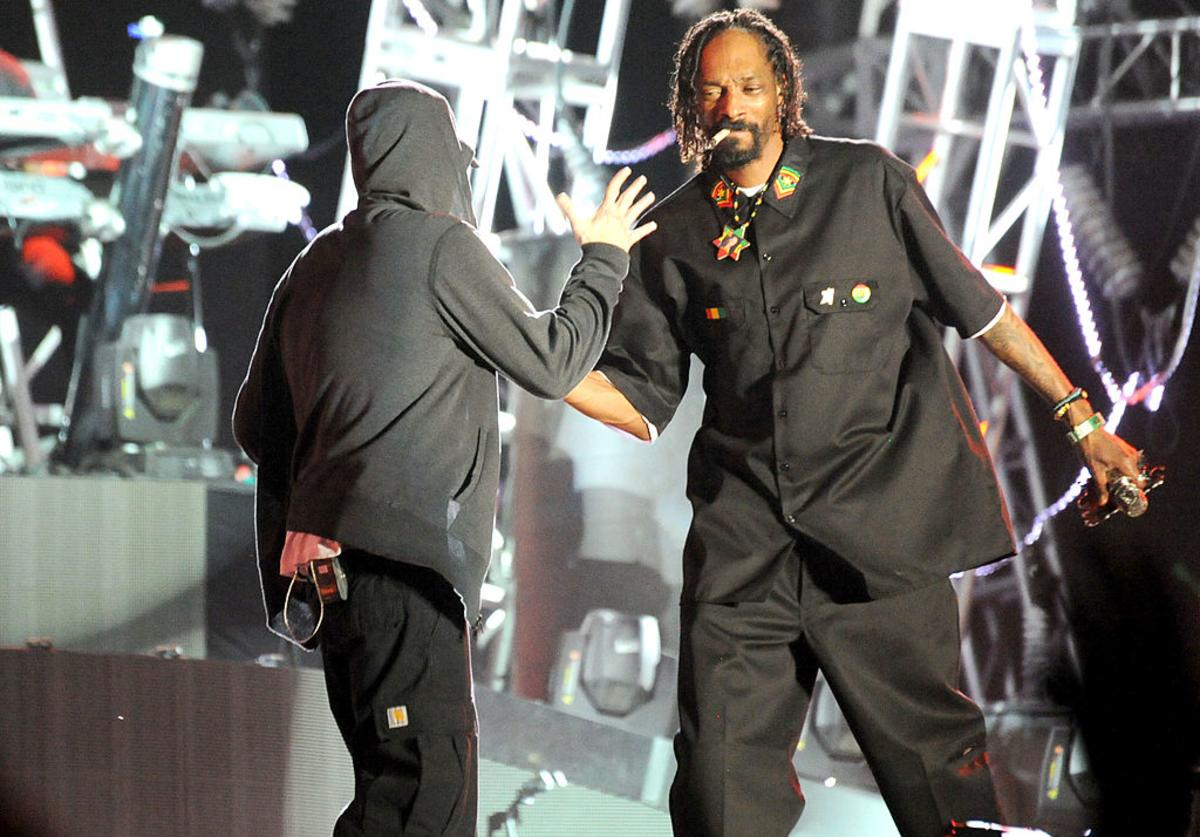 Snoop Dogg Eminem