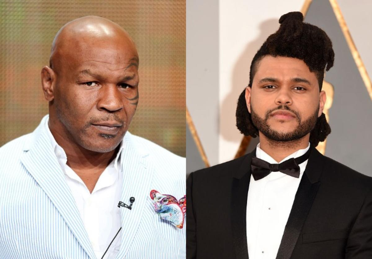 Mike Tyson The Weeknd