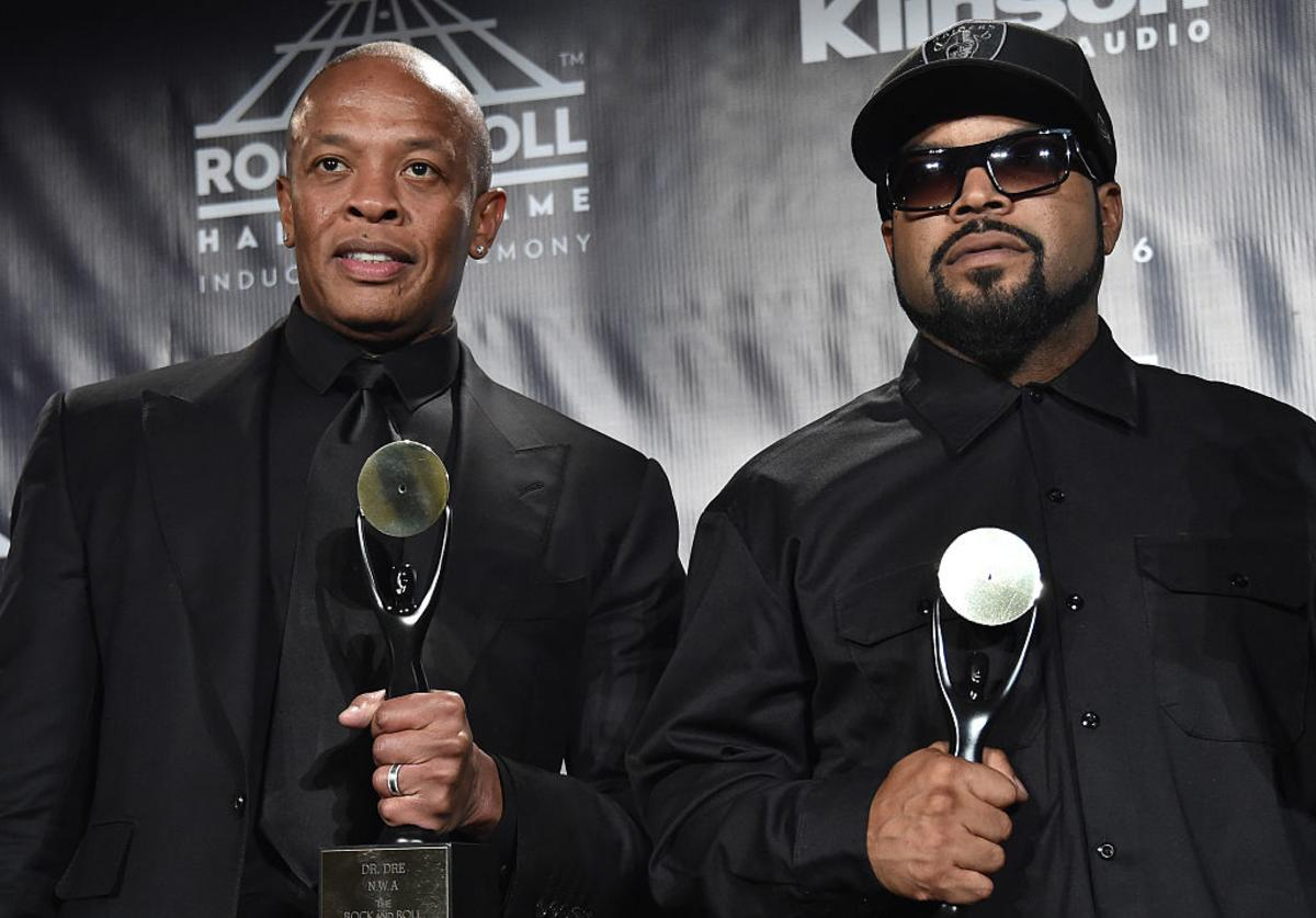 Dr. Dre Ice Cube