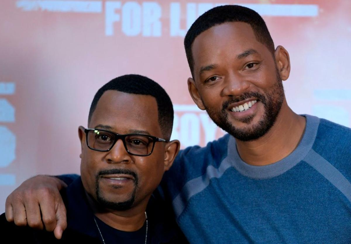 Martin Lawrence Will Smith