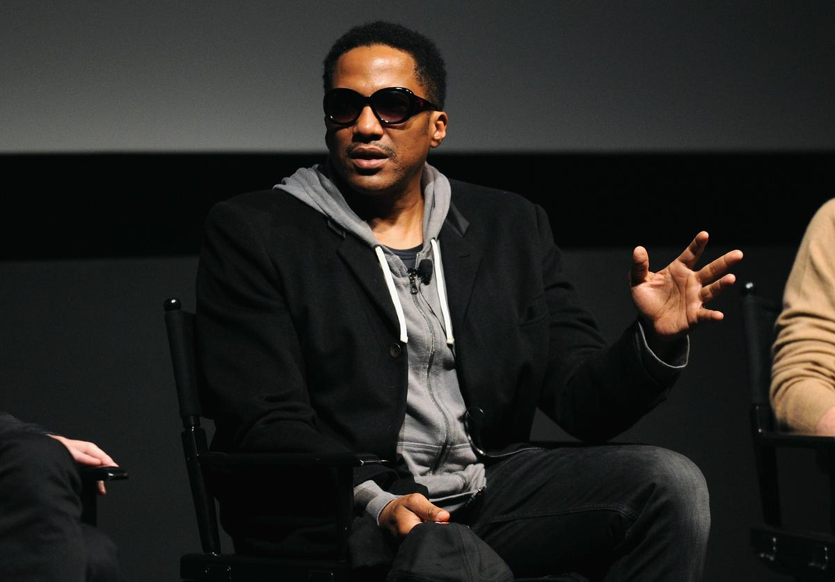 Q-Tip speaks onstage during Tribeca Talks Industry