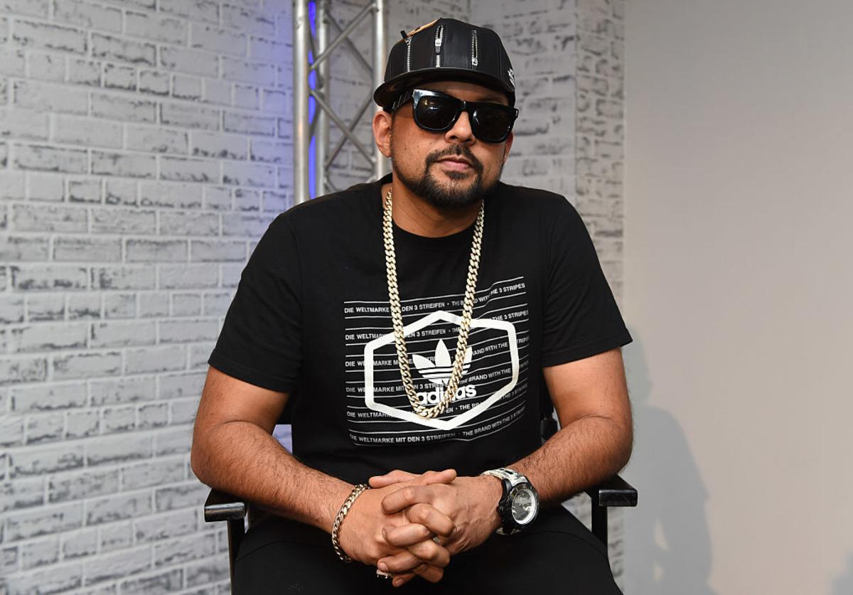 Sean Paul attends a BUILD LDN session on November 28, 2016 in London, United Kingdom.