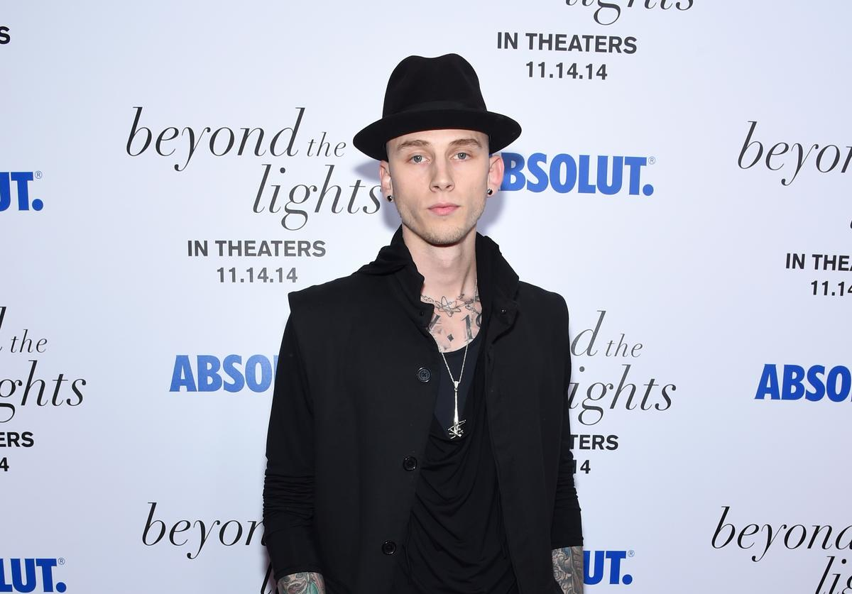 MGK The New York Premiere Of Relativity Media's 'Beyond the Lights'