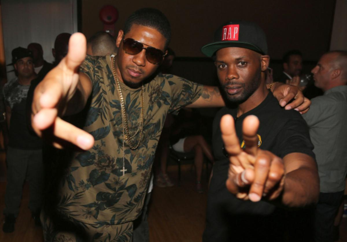 Cormega at 4th Annual vitaminwater And The Fader's Uncapped Music Series