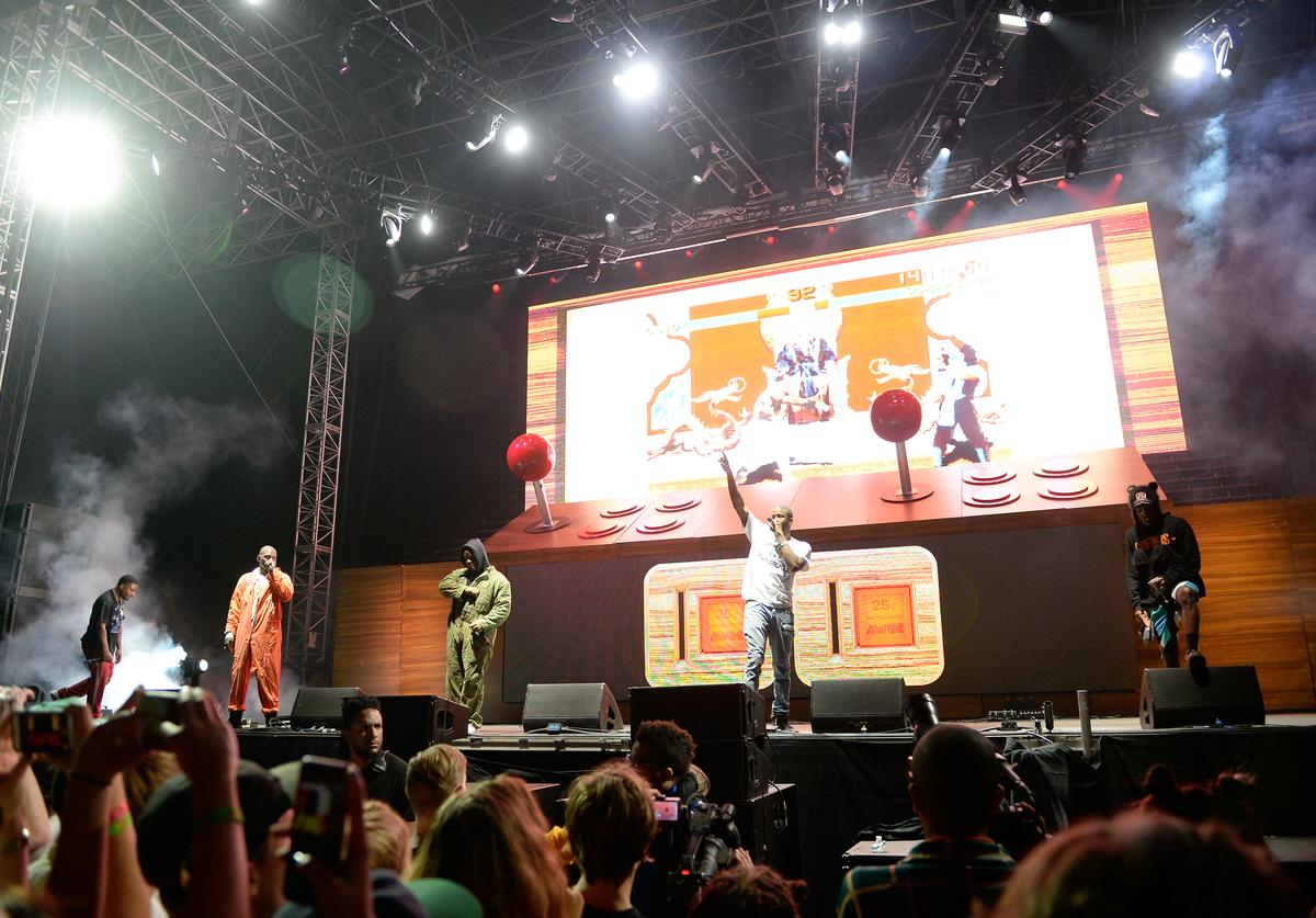 Tyler, the Creator's 5th Annual Camp Flog Gnaw Carnival - Day 1