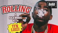 "YFN Lucci Admits To Smoking Three Zips Per Day On ""How To Roll"""