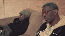 "Jay Fizzle & Young Dolph Channel Their Inner Senior Citizen In ""Don't Stop"" Video"